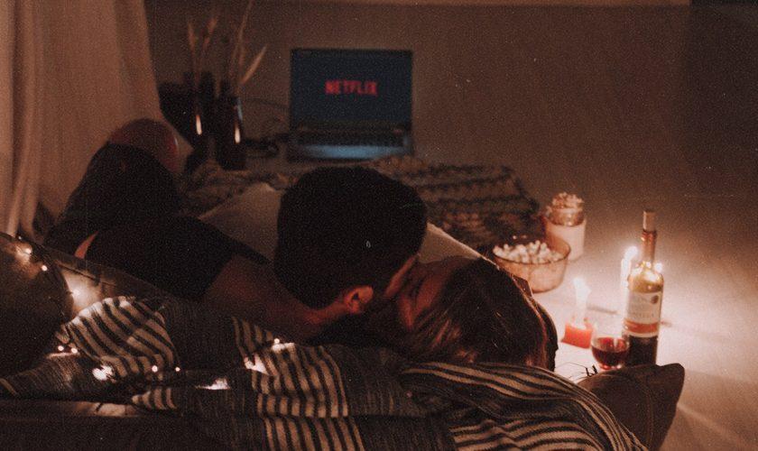 Dit is de optimale licht balans tijdens het kijken van een film